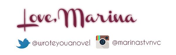 love, marina